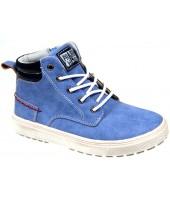 Ботинки детские Flois Kids, цвет голубой, р-р 26-31 FL-F7824 BTB