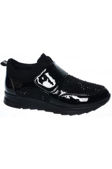 Ботинки детские  Flois-Kids, цвет черный, р-р 32-37 FL-M7458 BTB