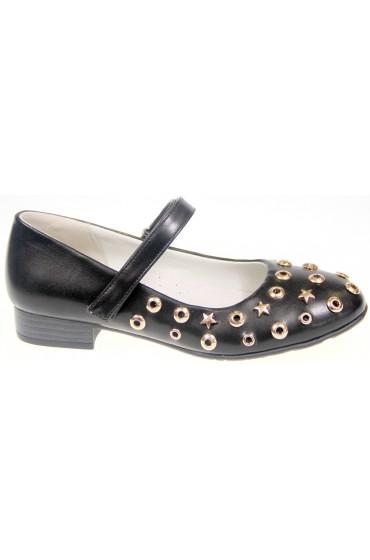 Туфли детские Flois Beautiful, цвет черный, р-р 32-37 FL-M8705 TD