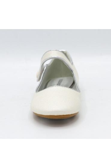 Туфли праздничные Flois-Kids, иск. кожа, цвет бежевый, р-р 26-31 FL-NY11506 TD