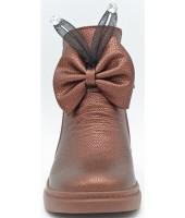 Ботинки детские Flois-Kids, иск.кожа, цвет бронзовый, р-р 27-32 FL-W11242 BTB