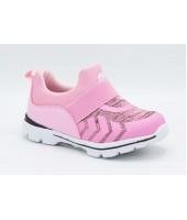 Полуботинки детские Flois-Kids, текстиль, цвет розовый, р-р 26-31 FL-DW11296 PBT