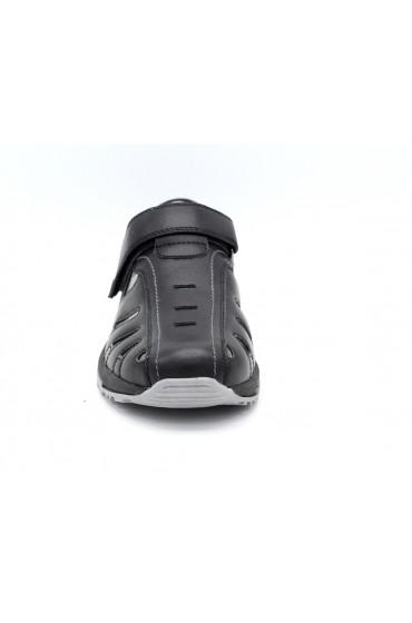 Туфли детские GC Flois, комбинир.кожа, цвет черный, р-р 32-37 FL-K11097 TM