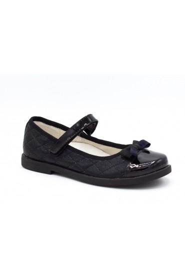 Туфли детские Flois-Kids, иск.кожа, цвет черный, р-р 30-35 FL-LI11803 TD