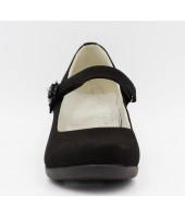 Туфли детские Flois Beautiful, иск. кожа, цвет черный, р-р 33-38 FL-M7412 TD