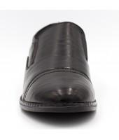 Туфли детские GC Flois, иск. кожа, цвет черный, р-р 36-41 FL-MT7712 TM