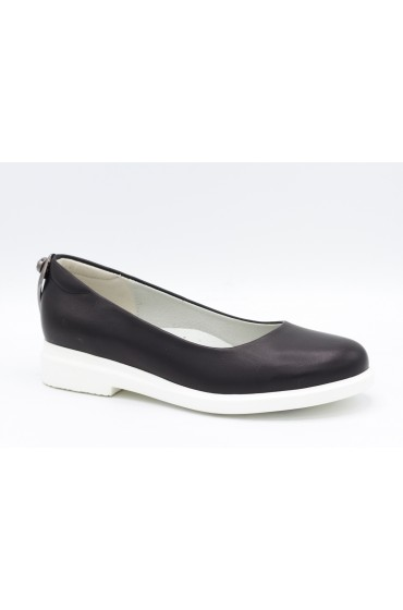 Туфли детские Flois Beautiful, иск.кожа, цвет черный, р-р 33-38 FL-S11135 TD
