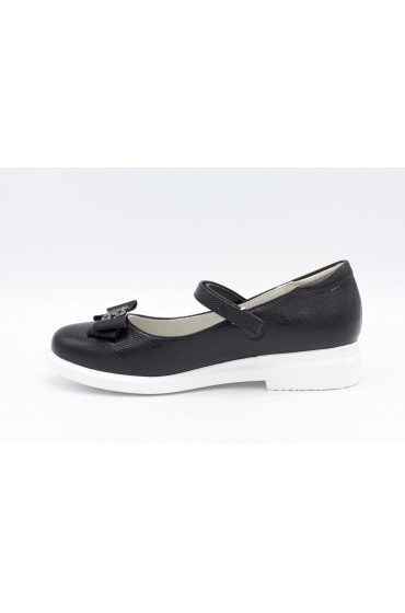 Туфли детские Flois Beautiful, иск.кожа, цвет черный, р-р 33-38 FL-S11146 TD