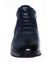 Ботинки детские GC Flois, иск. кожа, шерсть. цвет т. синий, р-р 36-41 FL-MT7737 BTZ
