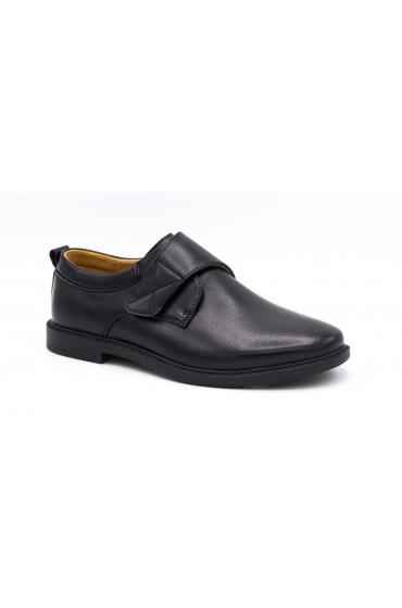 Туфли детские GC Flois, иск.кожа, цвет черный, р-р 30-35 FL-MT11181 TM