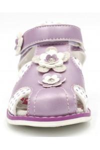 FL-VM15006 BS Босоножки детские Flois-Kids, иск.кожа, цвет розовый, р-р 21-26