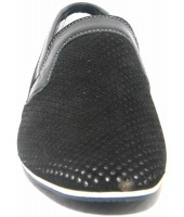 FL-K1083 TM Туфли детские GC Flois , иск.кожа, цвет черный, р-р 33-38