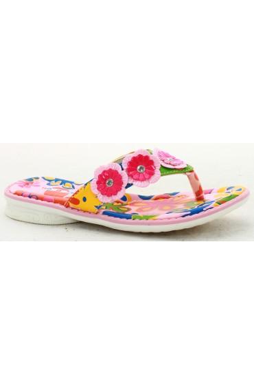Босоножки детские, Flois -Kids, цвет розовый, р.27-32 (12 пар) FL-01743 BS